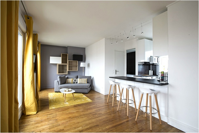 Transformation studio en appartement Paris